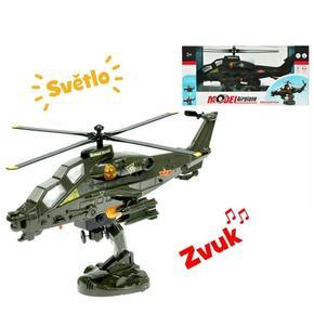 Vojenský vrtulník narážecí 33cm Maverik