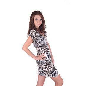 Letní šaty se zvířecím motivem Smaily