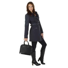 Softshellový modrý kabát Valery