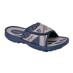 Pánské gumové pantofle Dru šedé