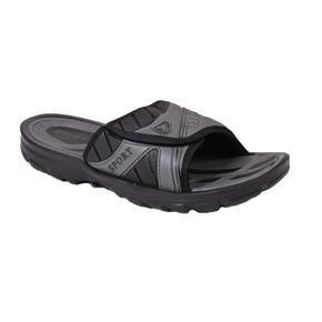 Pánské gumové pantofle Dru černé