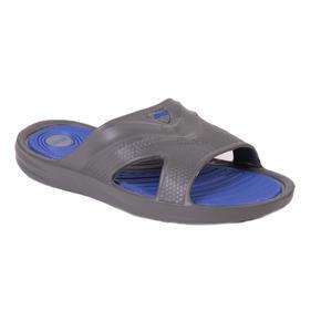 Pánské gumové pantofle Dark šedé