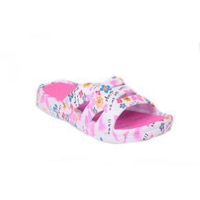 Gumové pantofle Sweet růžové