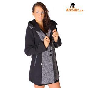 Luxusní zimní kabát Gabriela