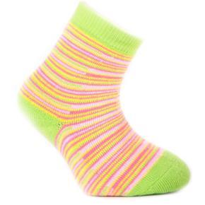 Zimní dětské ponožky Ema zelené