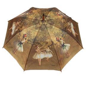 Luxusní dámský vystřelovací deštník Daniela