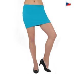 Krátká modrá sukně Ashle