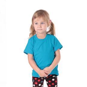 Tričko krátký rukáv Laura tmavě modré 98-116