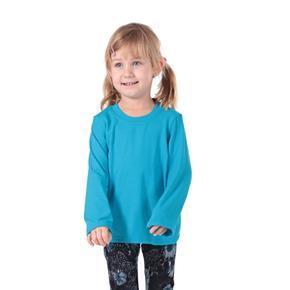 Tričko dlouhý rukáv Marlen tmavě modré od 98-116