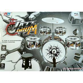 Velká dětská sada bicích Jazz Drum Karlos