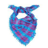 Letní šátek Katie světle modrý C7
