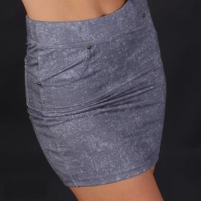 Atraktivní sukně Brenda šedá