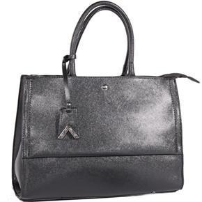 Atraktivní dámská černá kabelka Andre 7A