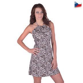 Letní šaty  Emma se zvířecím motivem