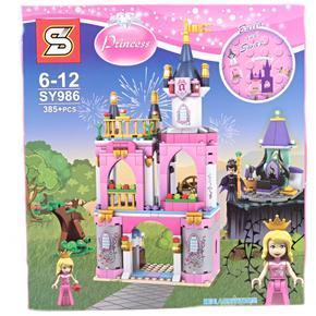 Stavebnice zámek pro princezny Melanie