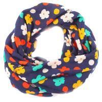 Žlutý úpletový šátek Tomas D4