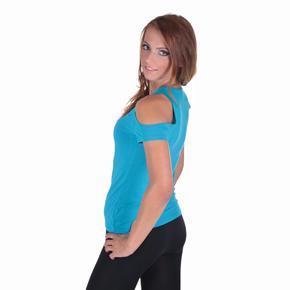 Atraktivní modré tričko Martin