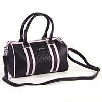 Luxusní černá kabelka Clarissa 5D