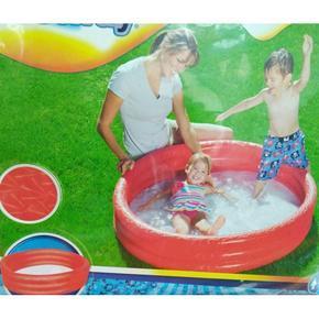 3komorový nafukovací bazén 122x25cm Chris