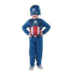 Karnevalový kostým Captain America