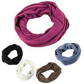Jednobarevný šátek Hera B1