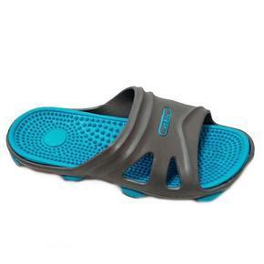 Pánské gumové pantofle Tomas tyrkysové