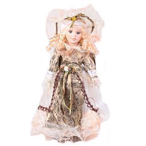 DOLL porcelánová panenka Helga 40 cm