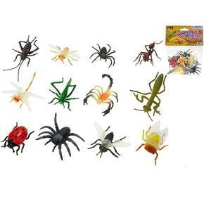 Hmyz v sáčku 12druhů Liza