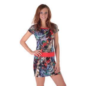 Barevné letní šaty Aila