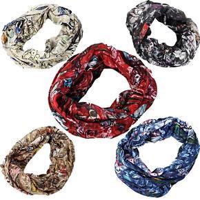 Jarní šátek Jean