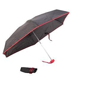 Skládací mini deštník Marko červený