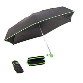 Skládací mini deštník Marko zelený