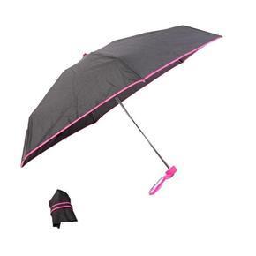 Skládací mini deštník Marko růžový