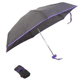 Skládací mini deštník Marko fialový