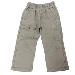 Chlapecké šedé kalhoty Filip -98