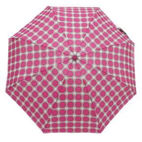 Skládací mini deštník Puntík růžový
