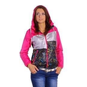 Sportovní bunda Selena růžová