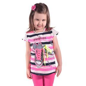 Dívčí letní tričko Viola