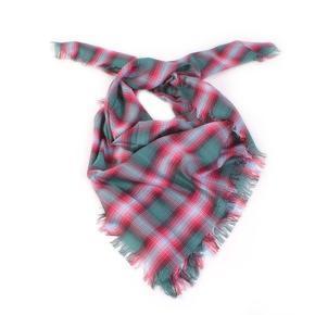 Jarní šátek Megan zelený C4