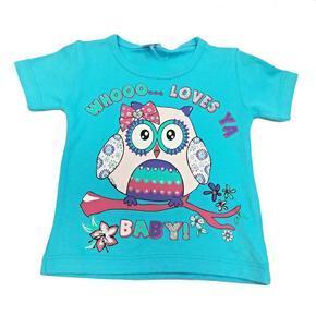Dívčí tričko s potiskem Diana - 92