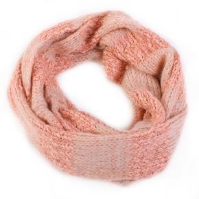 Elegantní růžový šátek Lada E6