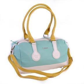 Dámská kabelka Triss zelená 6C