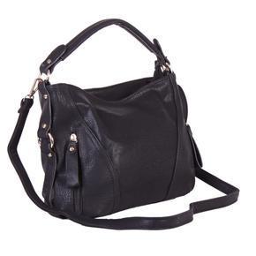 Trendy kabelka Nancy černá, černá