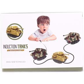 Indukční tank s magickým fixem Fin
