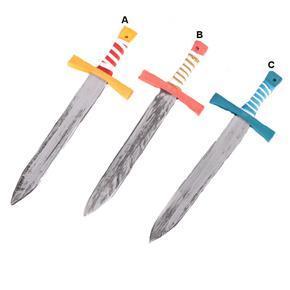 Barevný dřevěný meč Zoro
