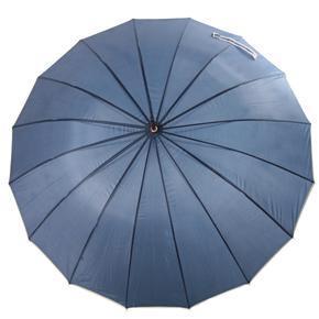 Velký holový deštník pro páry Saskie modrý