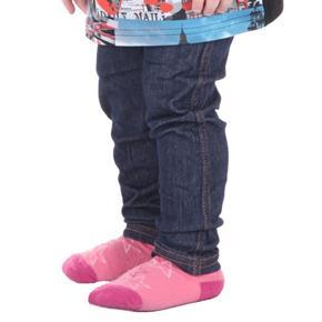 Kalhotové dívčí legíny Ketty modré