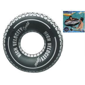Nafukovací kruh pneumatika 119cm Mel