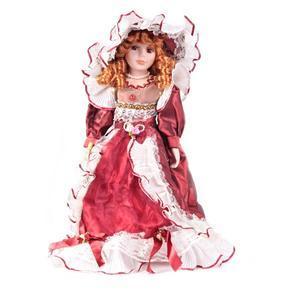 DOLL porcelánová panenka Estela 40 cm
