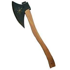 Dřevěná sekera 43cm Alex
